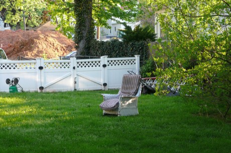 Lawn Chair by Tom Simpson of Flickr